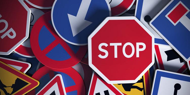 Verkeersregels in het buitenland