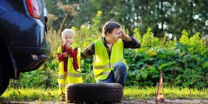 Hulp bij pech tijdens autovakantie