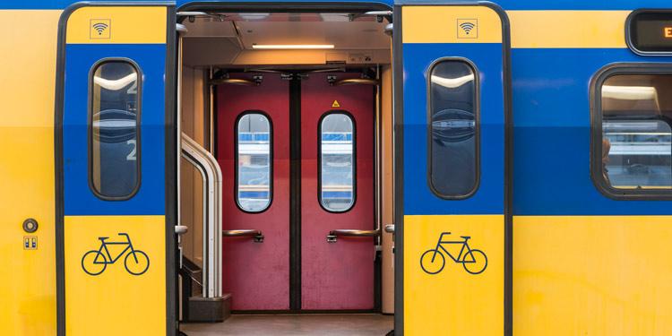 In het openbaar vervoer je fiets meenemen?