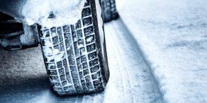 Winterbanden bij sneeuw en andere winterse omstandigheden