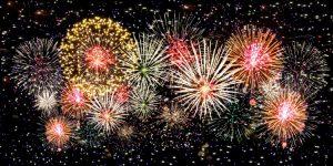 Oud & Nieuw: vuurwerk in de lucht