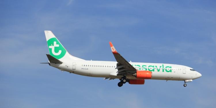 Piloten staking bij Transavia