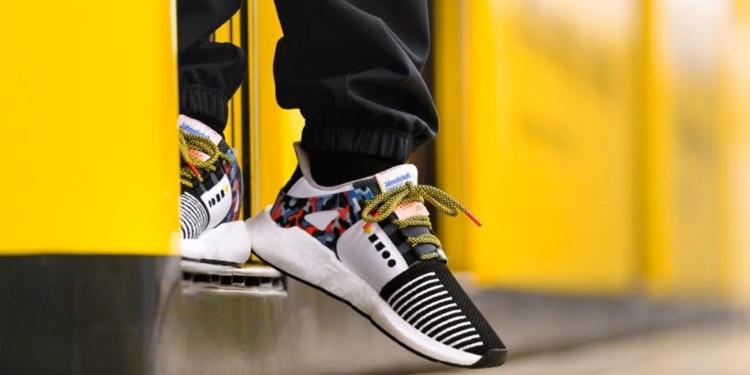 Slimme schoenen van Adidas: een jaar lang gratis inchecken in het openbaar vervoer van Berlijn.