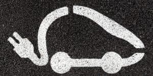 Elektrische auto opladen in Europa