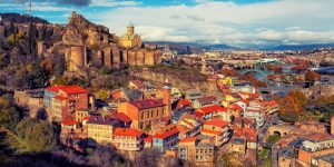 Stedentrip in Europa? Ga eens naar Tbilisi, Georgië