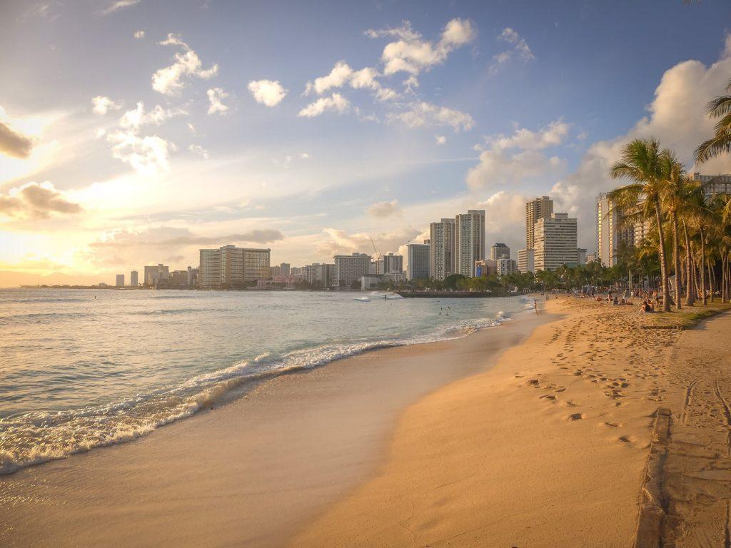 Leukste stedenstrips met strand