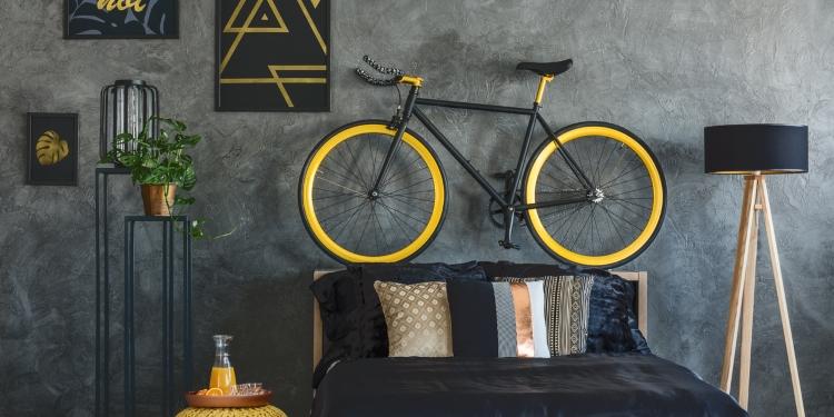 Nieuwste fietstrends: hang je fiets op in je slaapkamer