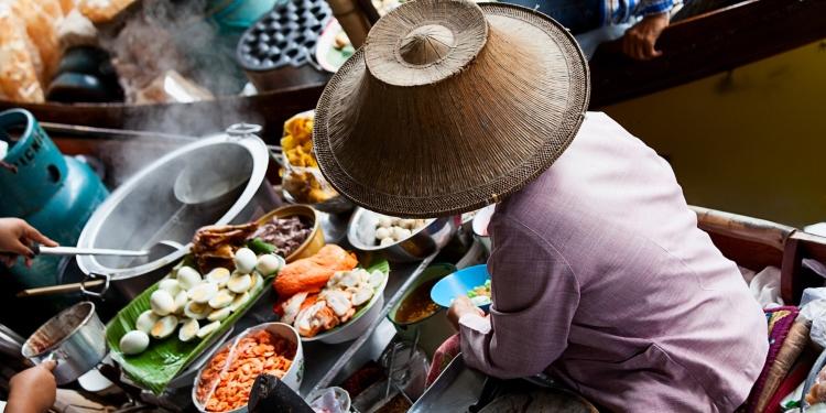 Voedselvergiftiging gekregen van street food?