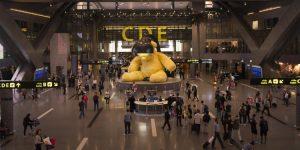 Beste vliegvelden ter wereld: Doha #1