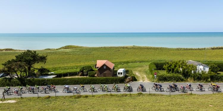 Peloton Tour de France