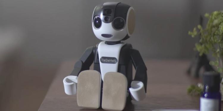 RoBoHoN, de meestveelzijdige minirobot voor toeristen in Tokio