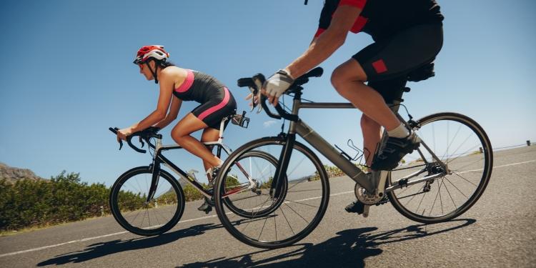 Zadelpijn voorkomen tijdens het fietsen