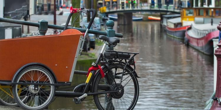 Elektrische bakfiets: waar let je op bij het lopen?