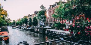 Studentensteden van Nederland: Amsterdam.