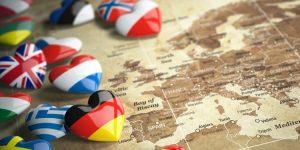Wereldwijd toerisme volgens het UNWTO