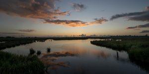 Gronings natuurgebied de Onlanden