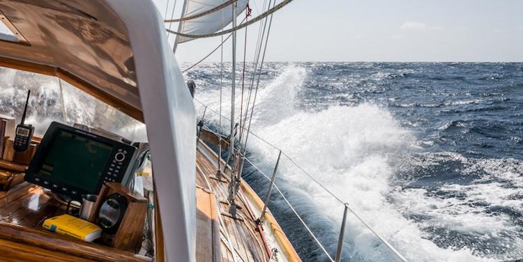 Olivier van WeLeaf vertelt hoe zeeziekte gevaarlijk kan zijn