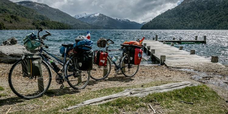 Langzaam reizen via slow travel op de fiets