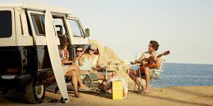 Camper huren in Australië of Nieuw-Zeeland