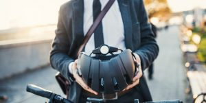 Speed pedelec: verplicht helm dragen