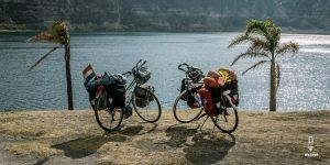 Tweedehands fietsen op wereldreis