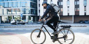 Aansprakelijkheid van e-bikes tijdens zakelijk gebruik