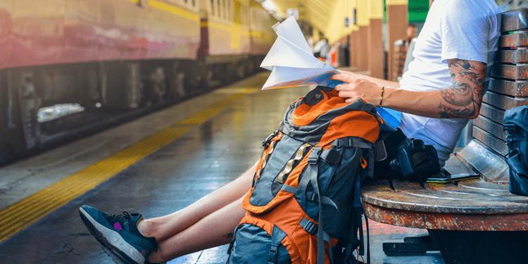 Reisvoucher in plaats van reizen