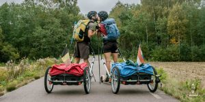 Een wereldreis als relatietest