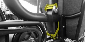 Urban Arrow beschermen tegen fietsdiefstal